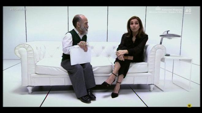 Ana Belén en el más allá (#0, Movitar+).