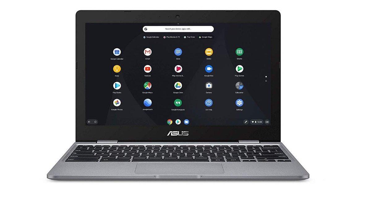 Chromebook: una opción entre el portátil y la tableta