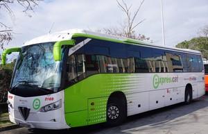 Territori i Sostenibilitat reforça el bus exprés de la Vall del Tenes