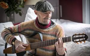El cantautor Enric Hernàez, fotografiado esta semana en Barcelona