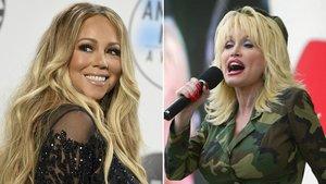 Mariah Carey, l'última famosa a apuntar-se al #DollyPartonChallenge
