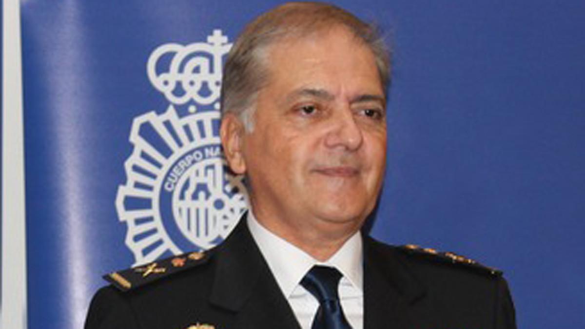El comisario José Antonio Togores.