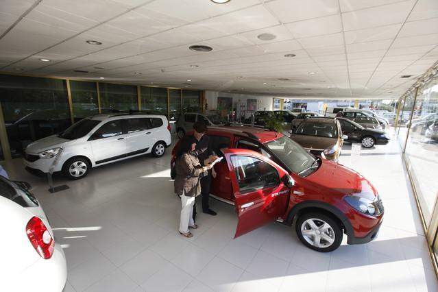Concesionario de automóvilesen Sant Boi de Llobregat.