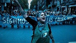 Juan Solanas ('La ola verde'): «No hi ha marxa enrere en l'ascens revolucionari de la dona»