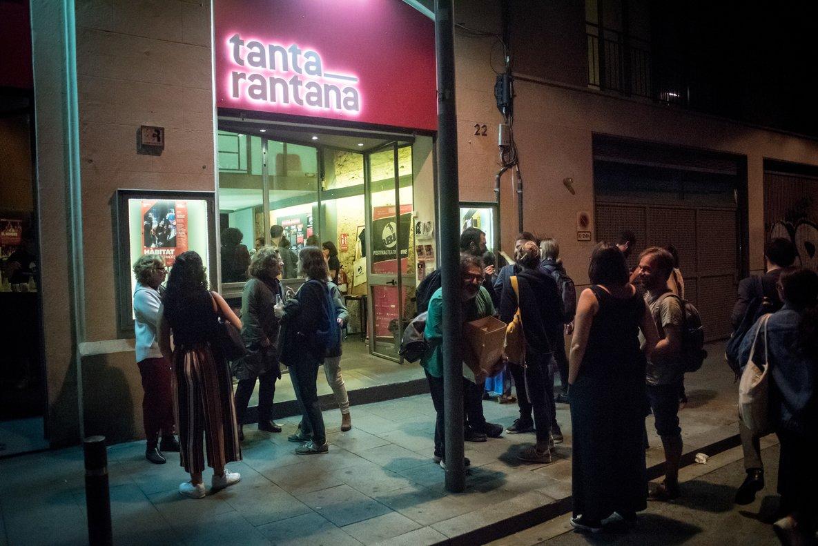 El Teatre Tantarantana acoge la mayoría de estas funciones especiales.
