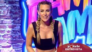 Edurne, presentadora de 'Fam Jam ¡Baila en familia!'.