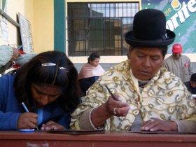 Bolivia celebrará los nuevos comicios tras quedar anulados los del pasado 20 de octubre.