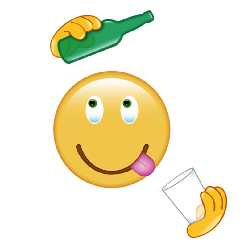 Campaña para que la sidra tenga su emoticono en Whatsapp.