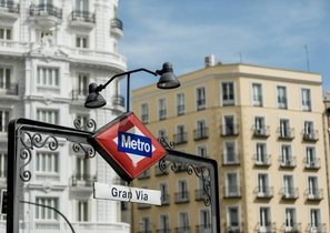 El Govern de la Comunitat de Madrid reconeix que no sap quan s'obrirà l'estació de Gran Via