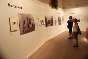 Exposición Palau mira Picasso en Mataró.