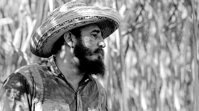 Muere Fidel Castro, un enamorado del poder.