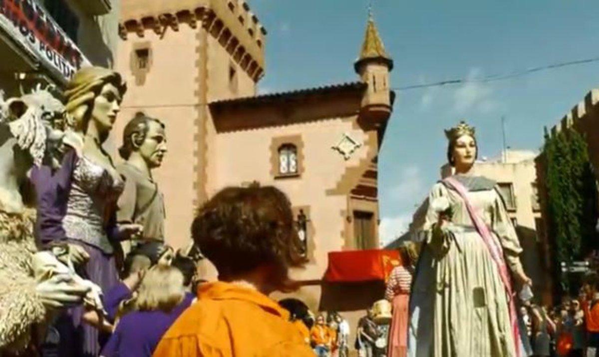 Fiesta Mayor de Viladecans.
