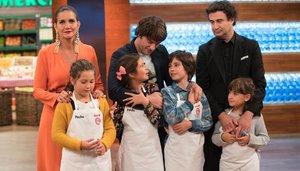 'Masterchef Junior 6' elige a sus finalistas entre lágrimas de Eva González y un rifirrafe con Samantha