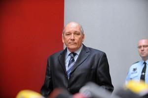 El fiscal Patrick Quincy ha ofert una roda de premsa sobre la investigació de l'accident de 'Schumi'.