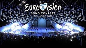 Fotografía del escenario de Eurovisión 2019.