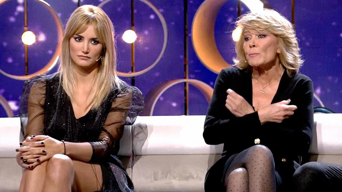 L'Alba, molt molesta amb la Mila en el debat final de 'GH VIP': «Em tracta com una tonta»