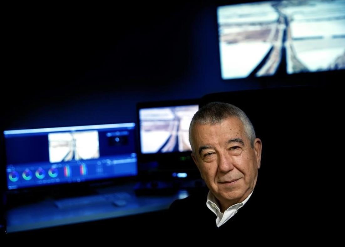 Goyo Quintana. Director general de ficción de Boomerang TV. Creador de Mar de plástico, Los nuestros y El incidente.