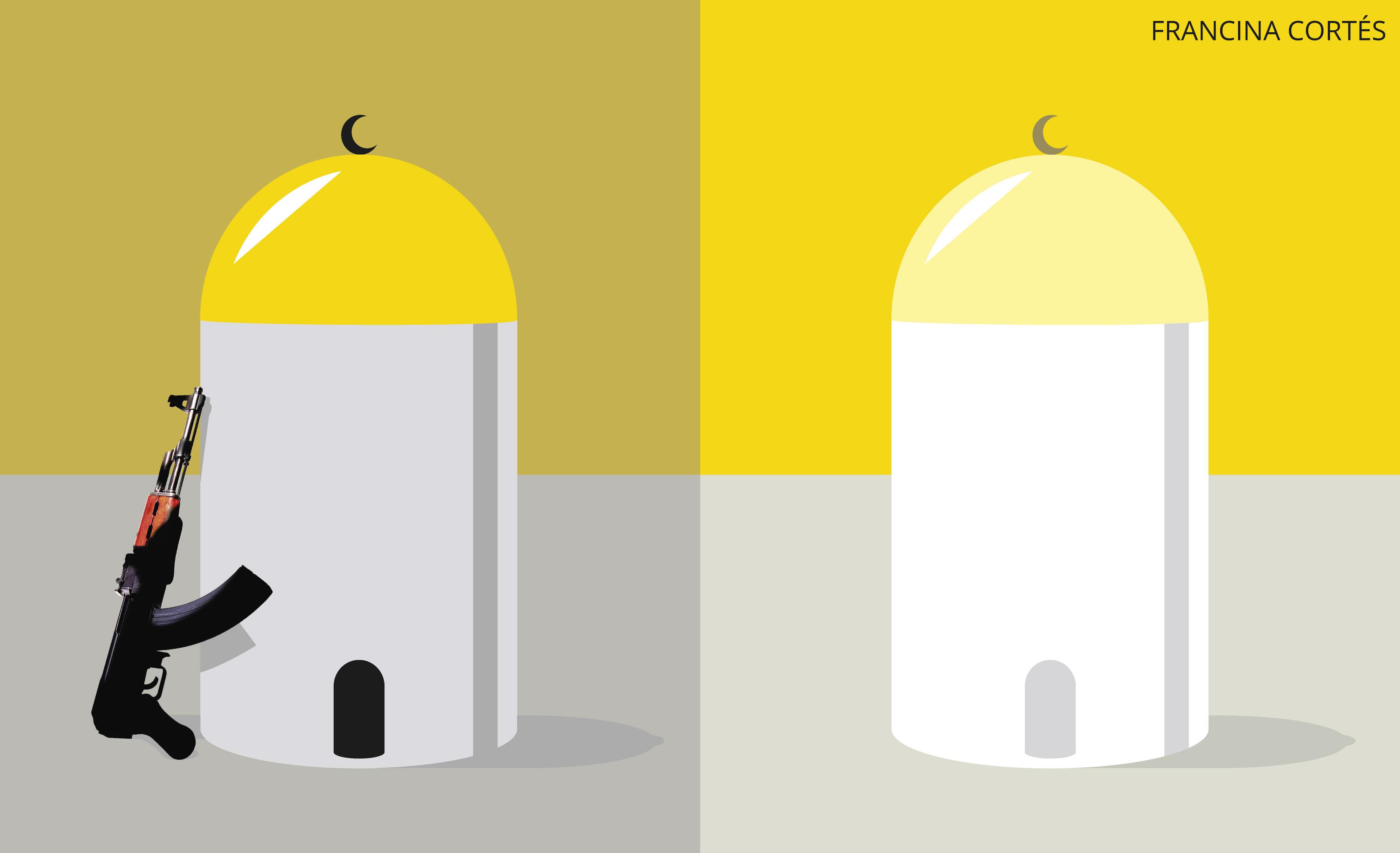La trampa de la 'islamofobia'