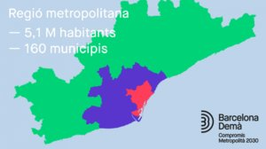 Se plantea la necesidad de un espacio de gobernanza que implique los municipios de la llamada segunda corona.