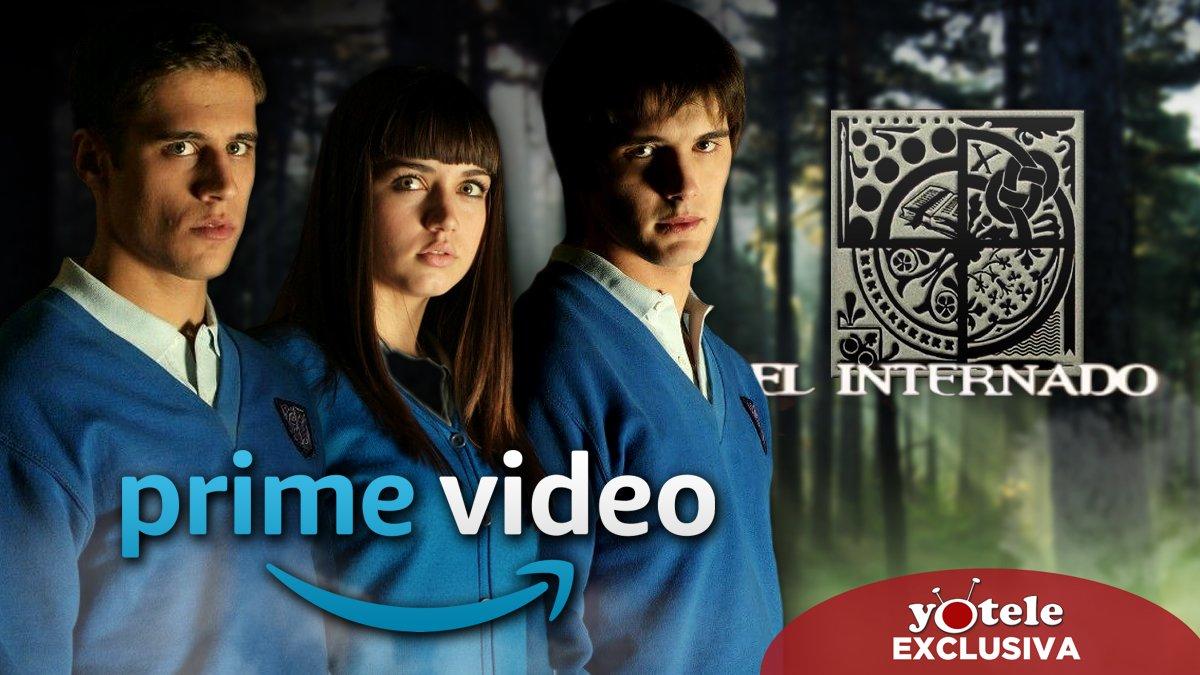 Vuelve 'El internado': Amazon Prime Video prepara un 'reboot' de la mítica serie de Antena 3