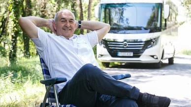Ramon Terradellas: «En autocaravana todo tu mundo viaja contigo»