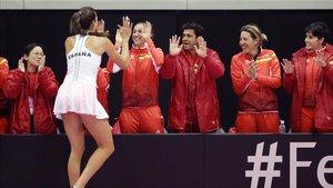 Espanya es jugarà a Bèlgica l'ascens al Grup Mundial