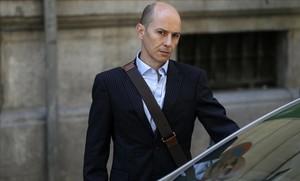 Jenaro García, expresidente de Gowex.