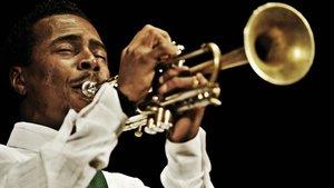 El trompetista Roy Hargrove.