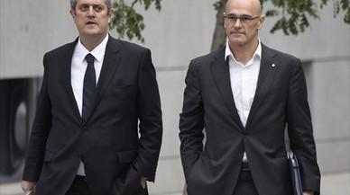 La Guardia Civil detecta pagos del Govern desde Bruselas por 159.000 euros para el 1-O