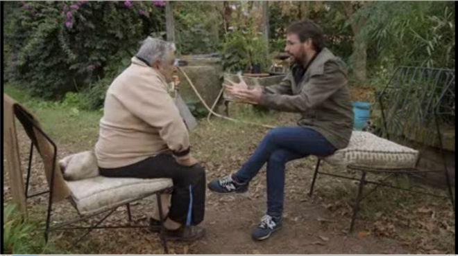 Jordi Évole entrevista el president de l'Uruguai José Mujica: La paraula austeritat la van prostituir a Europa