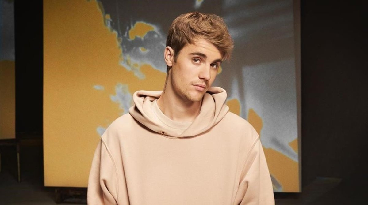 El cantante Justin Bieber.