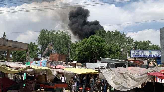 Almenys 14 civils morts en un hospital maternal a Kabul avalat per MSF