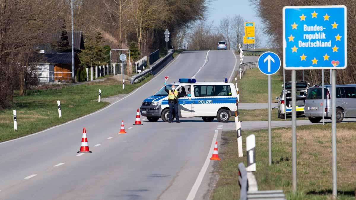 Las fronteras entre Alemania y Austria se abrirán completamente el 15 de junio.
