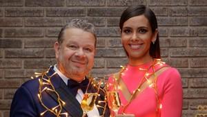 Cristina Pedroche y Alberto Chicote.