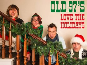 'Love the holidays', de The Old 97's.