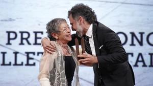 Maria Antònia Oliver i el greuge del Premi d'Honor