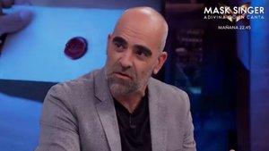 Luís Tosar en 'El hormiguero'.