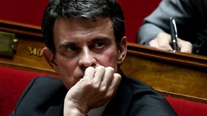 Manuel Valls, en la Asamblea Nacional francesa, el pasado 20 de junio.