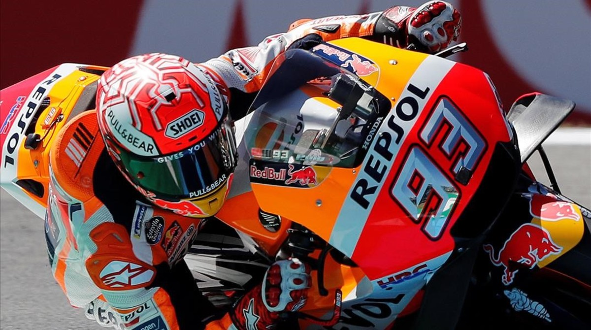 Marc Márquez liderará la parrilla en el circuito de Assen.