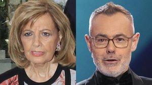 'Sálvame' afirma que María Teresa Campos no quiso saludar a Jordi González en la boda de Belén Esteban