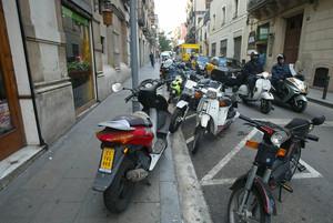 Uno de las modalidades de motocicleta cuyas ventassí han aumentado han sido las eléctricas, un 217% concretamente.