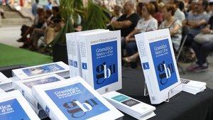 La nueva 'Gramàtica bàsica i dús de la llengua catalana'.