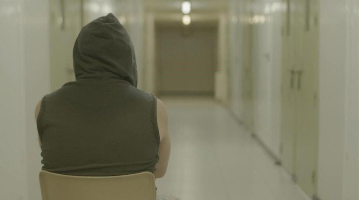 Uno de los testimonios que aparecen en el reportaje de 30minuts Matrauen els nens.