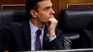 Pedro Sánchez, en una reciente comparecencia parlamentaria.