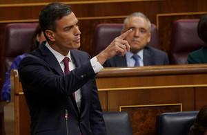 El PP i Cs forcen la compareixença de Sánchez perquè expliqui els dubtes sobre la tesi