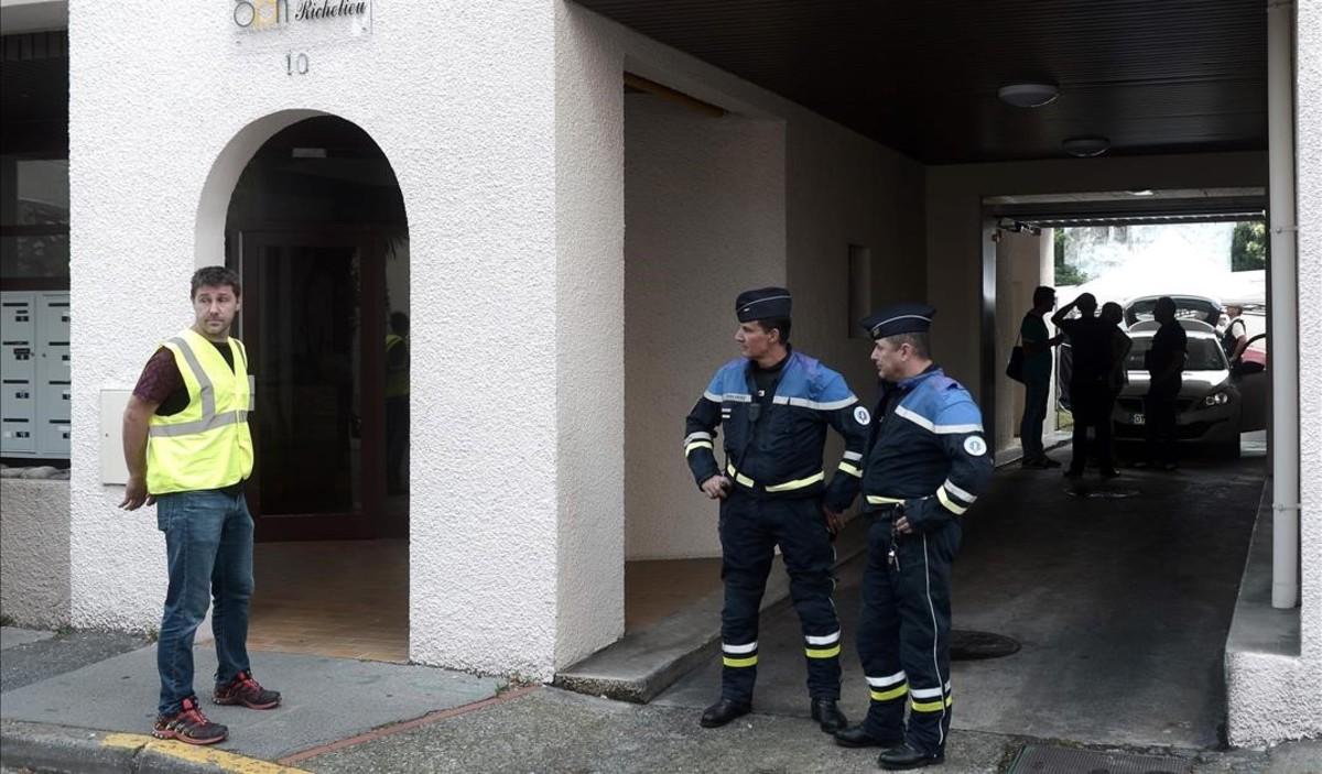Investigan la muerte de una familia española en el sur de Francia