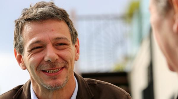 Entrega del premio Herralde de novela al escritor mejicano Álvaro Enrigue en el hotel Condes de Barcelona.