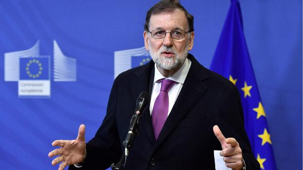 Rajoy se queda en blanco al enumerar los países del Sahel.