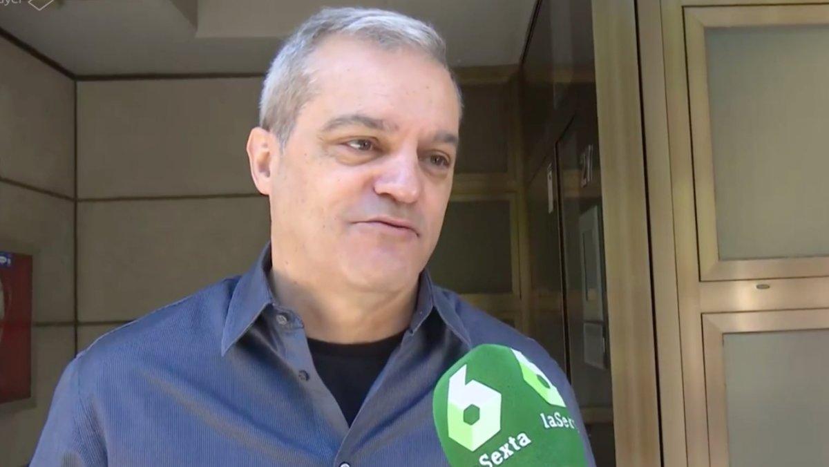 Ramón García también ha querido despedirse por última vez de Chicho Ibáñez Serrador. El presentador asegura que la televisión debería haberse ido a negro en señal de luto.