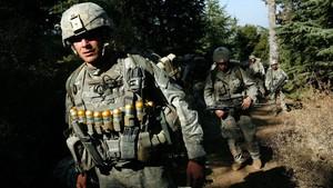 Trump ordenó el 2017 aumentar el número de efectivos estadounidensesen Afganistán.